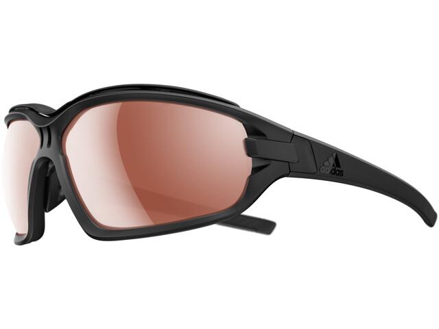 adidas Evil Eye Evo Pro Bril L, black matt/lst active silver/lst bright